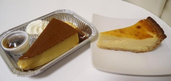 広尾「Conure コヌレ」プリン チーズケーキ