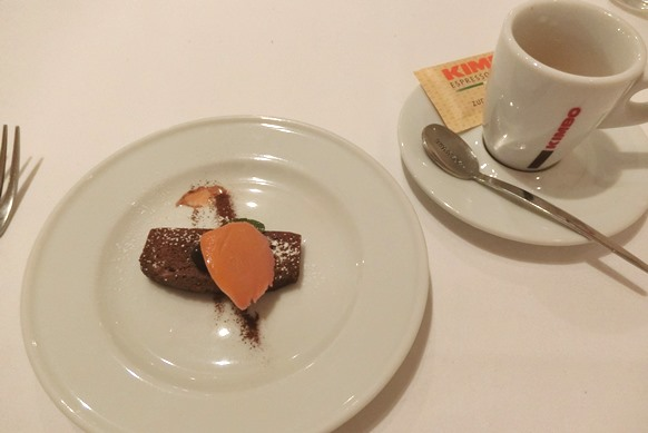 麻布十番「La Pastaione ラ・パスタイオーネ」ランチデザート