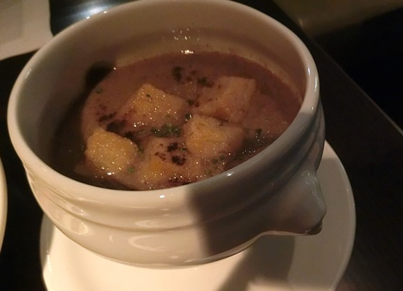 グランドハイアット クアラルンプール THIRTY8 スープ