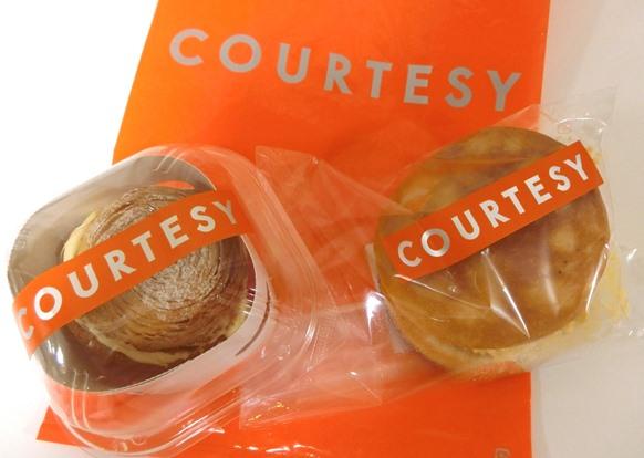 赤坂 COURTESY コーテシー パン