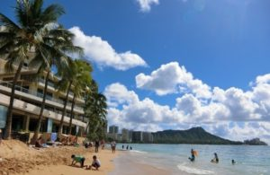 ハワイ アウトリガー リーフ ワイキキ ビーチ リゾート