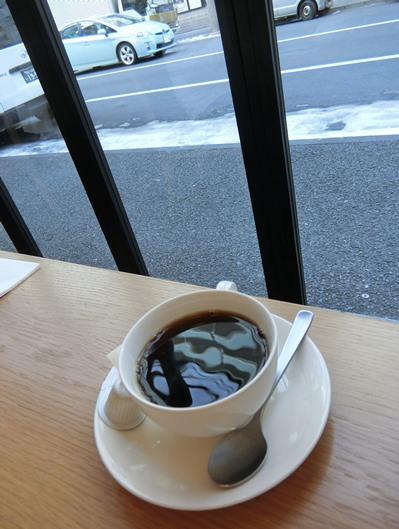 南青山「クリントン ストリート ベイキング カンパニー」コーヒー
