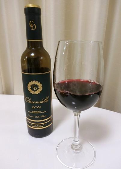 ENOTECA エノテカ 赤ワイン Clarendelle クラレンドル