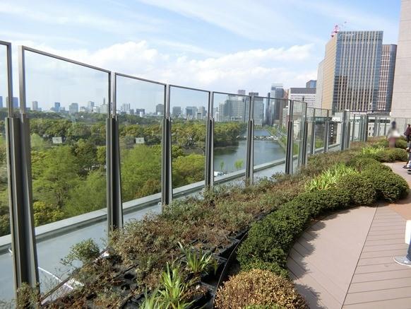 東京ミッドタウン日比谷 眺望 日比谷公園