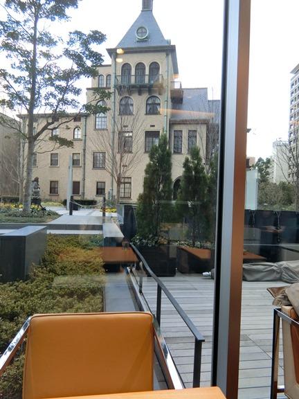 東京ガーデンテラス紀尾井町 ラ・プレシューズ 店内眺望