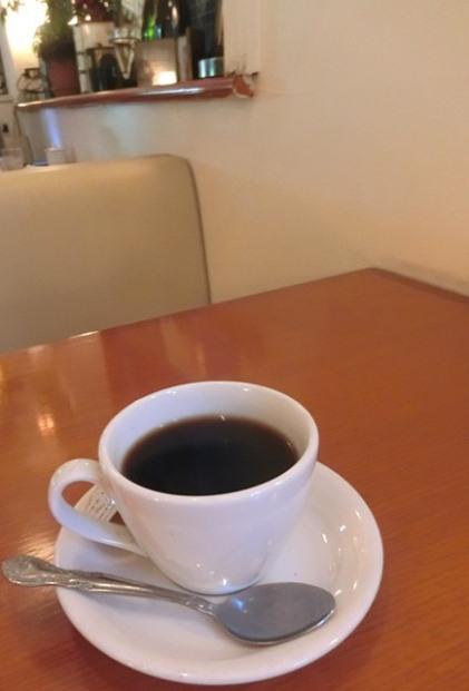 麻布十番「CAFE DEUX TOITS カフェ・ドゥ・トワ」ランチコーヒー