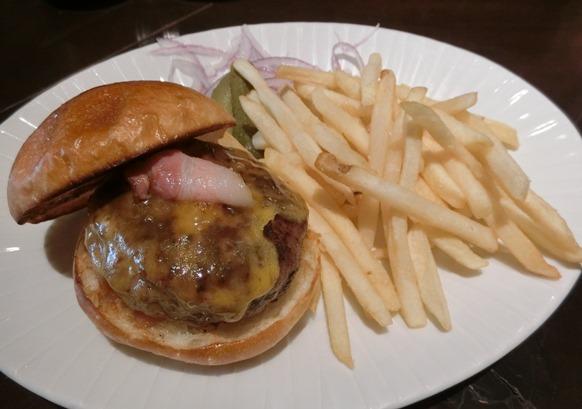 六本木 東京ミッドタウン ユニオンスクエア東京 ハンバーガー