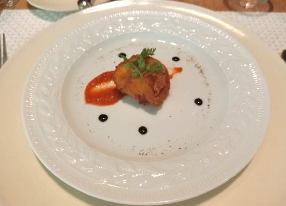 丸の内 mikuni ミクニ マルノウチ 東京野菜の旬づくし 前菜