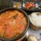 麻布十番 韓国料理「韓日館」ランチ